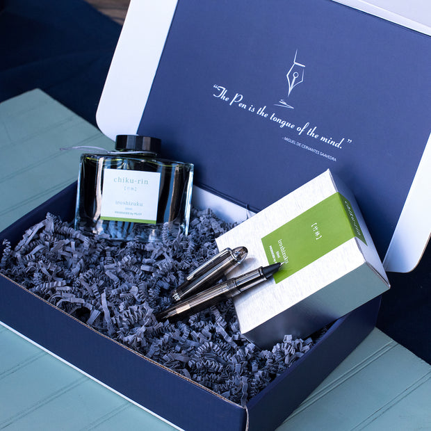 Inkredible™ Box: Inkmeister Monthly Subscription-Truphae Inc. Luxury Goods Brokerage-Truphae