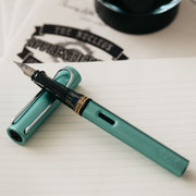 Lamy Al Star Blue-Green Fountain Pen