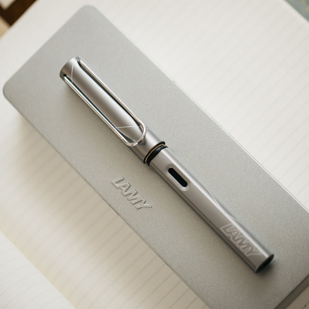 LAMY Al-Star Graphite 50th Anniversary Fountain Pen