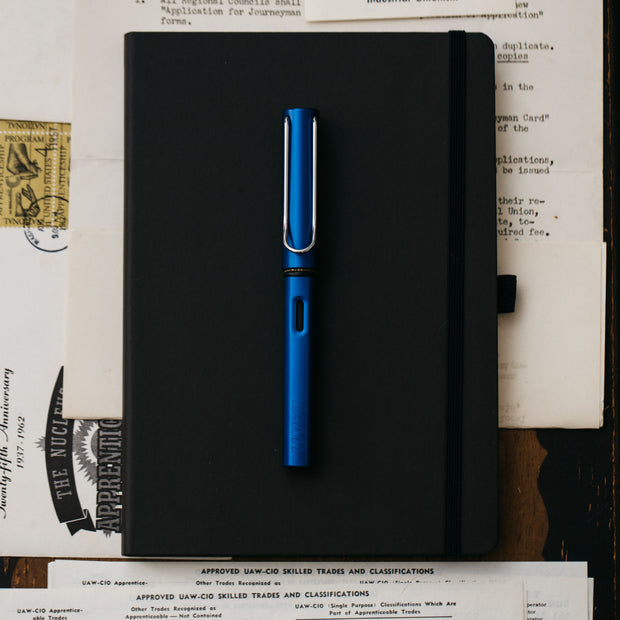 LAMY Al-Star Ocean Blue Fountain Pen
