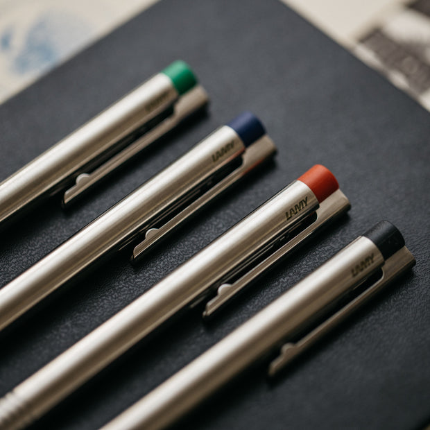 LAMY Logo Stainless Steel Mechanical Pencil