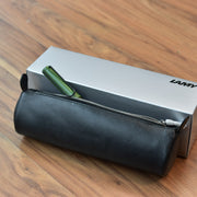 LAMY Leather Round Pencil Case