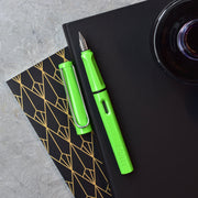 LAMY Safari Apple Green 2012 Fountain Pen
