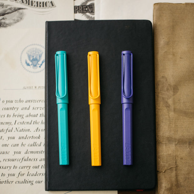LAMY Safari Candy Rollerball Pen