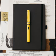 Lamy Safari Bright Yellow Fountain Pen