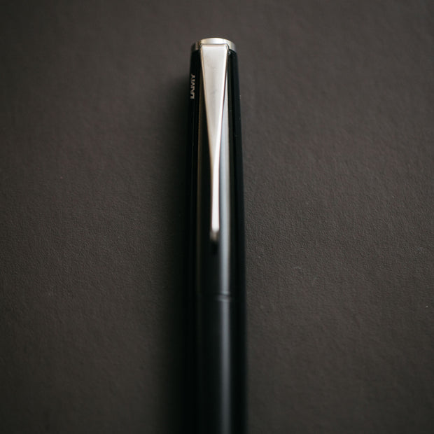 LAMY Studio Piano Black Fountain Pen