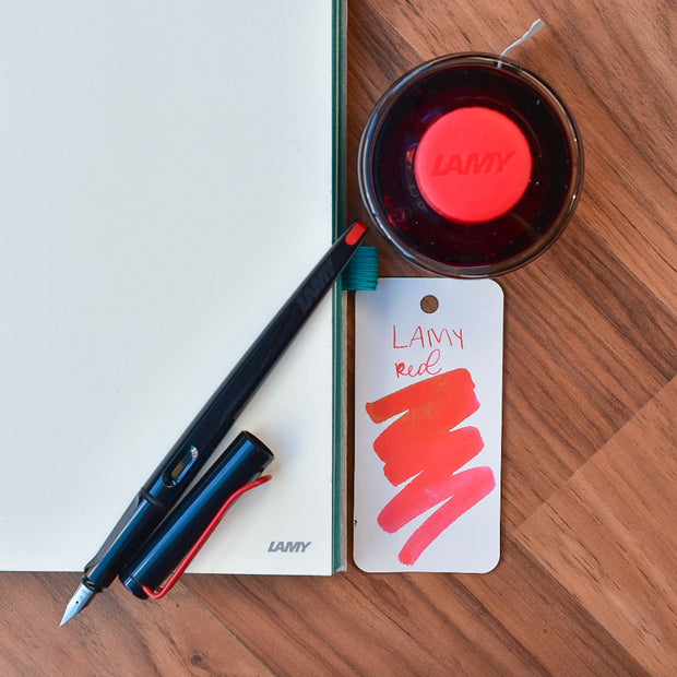 LAMY T52 Red 50ml Ink Bottle