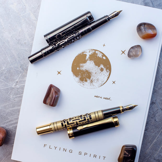 Luoshi Labyrinth Fountain Pen