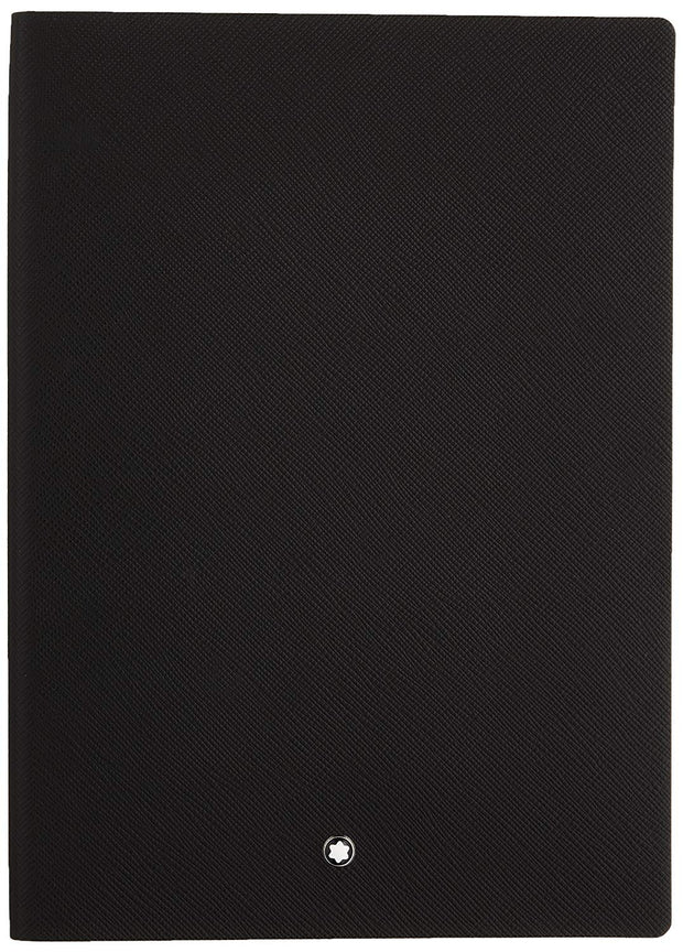 Montblanc 146 Black Lined Notebook