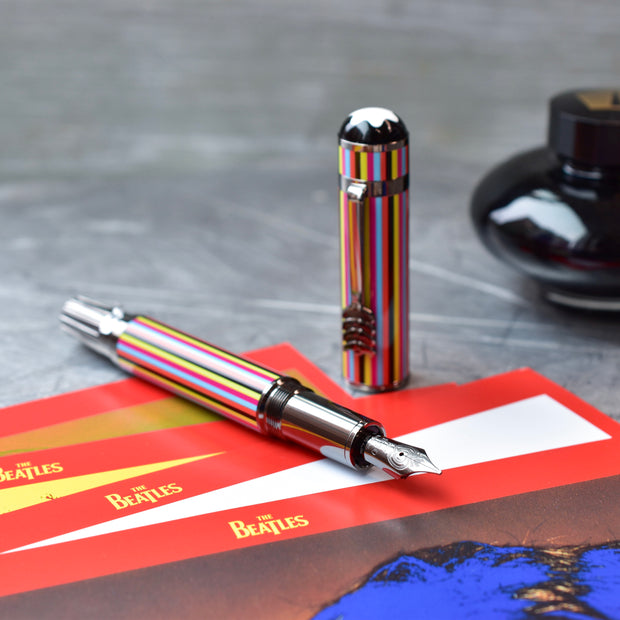 Montblanc Beatles Special Edition Fountain Pen