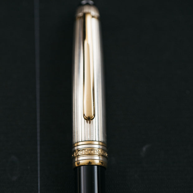Montblanc Meisterstuck 144DS Solitaire Doue Fountain Pen