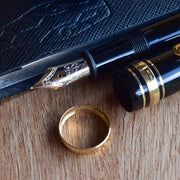 Montblanc Meisterstuck 146 - Wedding Gift Edition With Center Band Doubling As A Ring