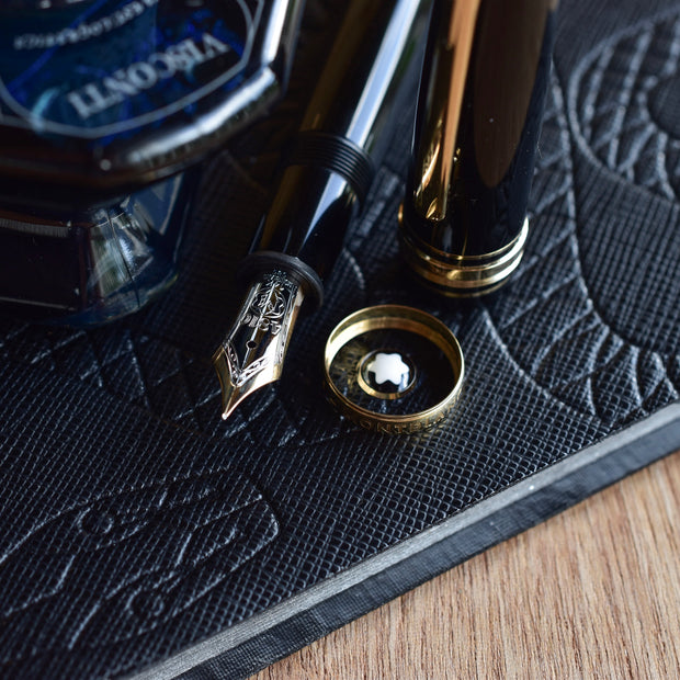 Montblanc Fountain Pen For Weddings