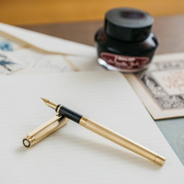 Montblanc Noblesse 2nd Generation Fountain Pen