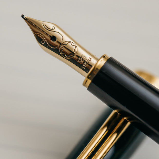 Montblanc Noblesse Oblige Green Fountain Pen