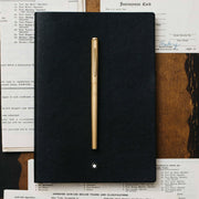Montblanc Slimline 1147 Gold Plated Fountain Pen