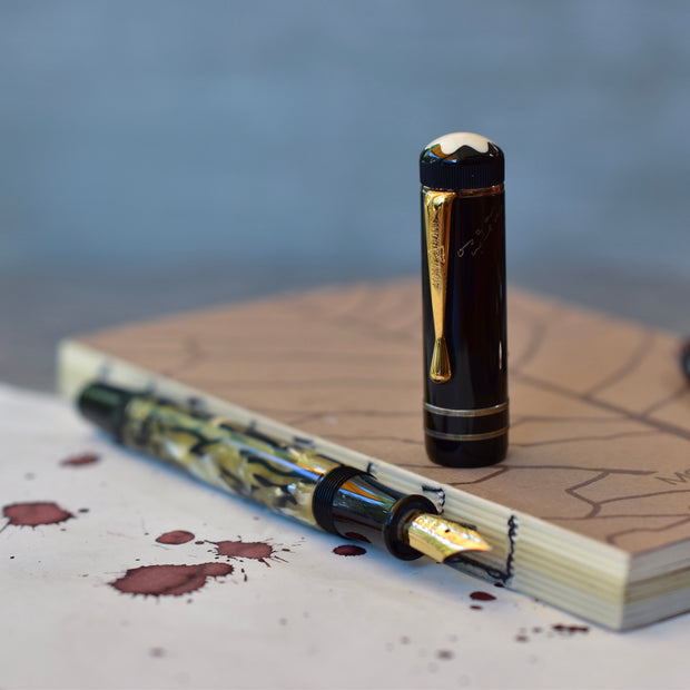 Montblanc Oscar Wilde Fountain Pen