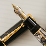 Montblanc Writer's Edition Alexandre Dumas Incorrect Signature Fountain Pen Set