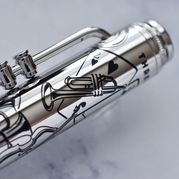 Montblanc Great Characters Limited Edition Miles Davis 1926 Fountain Pen M Nib