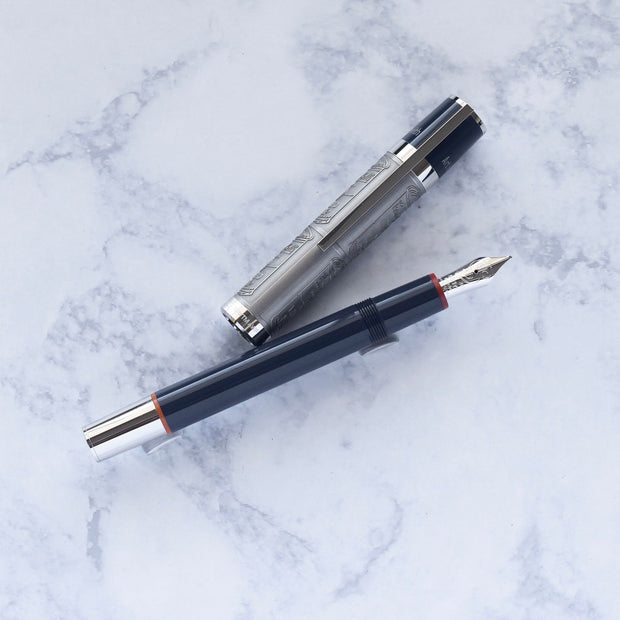 Montblanc Great Characters Special Edition Andy Warhol Fountain Pen Medium M Nib-Montblanc-Truphae