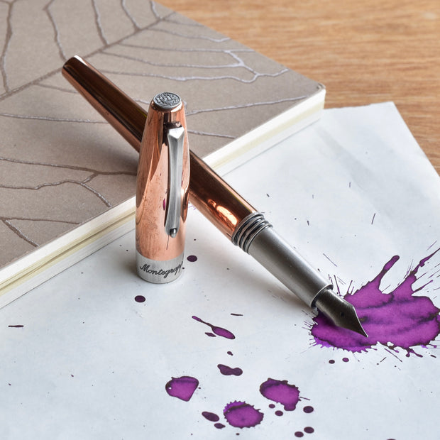 Montegrappa Fortuna Mini Copper Mule Fountain Pen