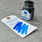 Monteverde Capri Blue Ink Bottle