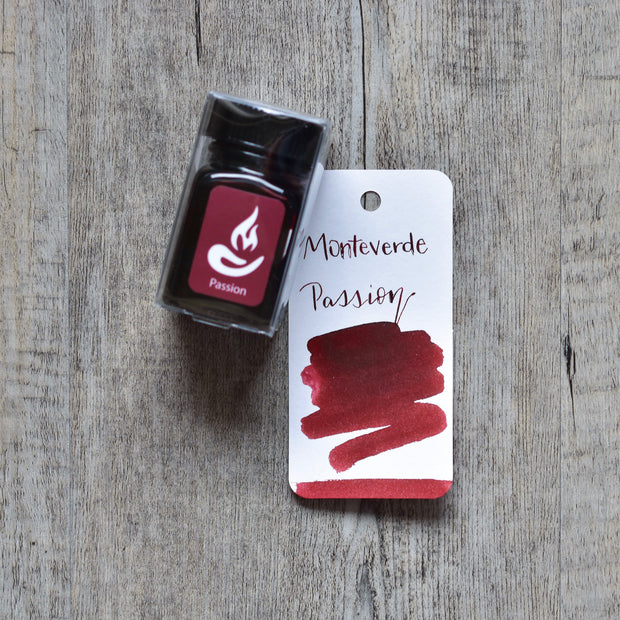 Monteverde Emotions Collection Passion Ink Bottle