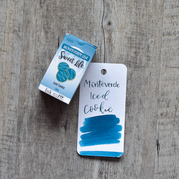 Monteverde Sweet Life Iced Cookie Ink Bottle