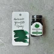 Monteverde Yosemite Green Ink Bottle