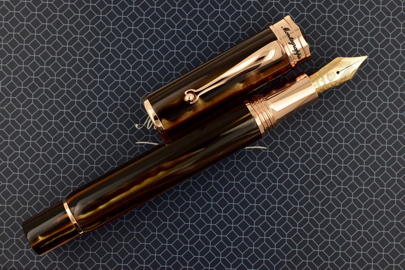 Montegrappa Limited Edition Ducale Grande Emperador Fountain Pen