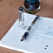 Pilot Custom 74 Clear Fountain Pen