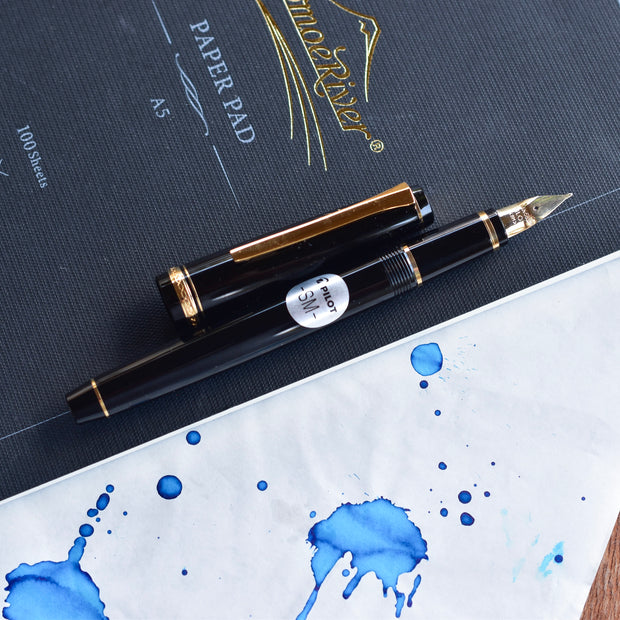 Pilot Falcon Fountain Pen - Available in Soft Extra Fine, Soft Fine, and Soft Medium Nibs