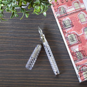 Pineider La Grande Bellezza Honeycomb Fountain Pen