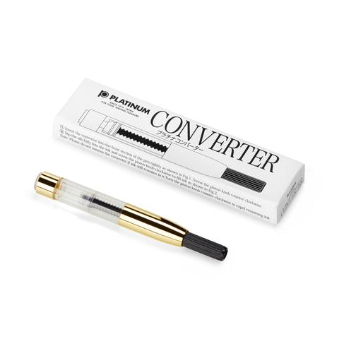 Platinum Gold Plated Cartridge Converter
