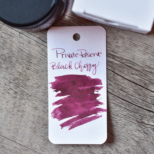 Private Reserve Black Cherry Ink Bottle