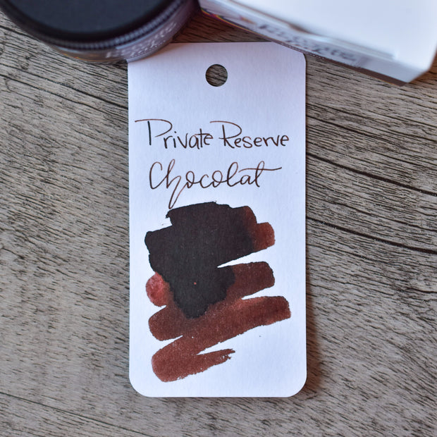 Private Reserve Chocolat Ink Bottle