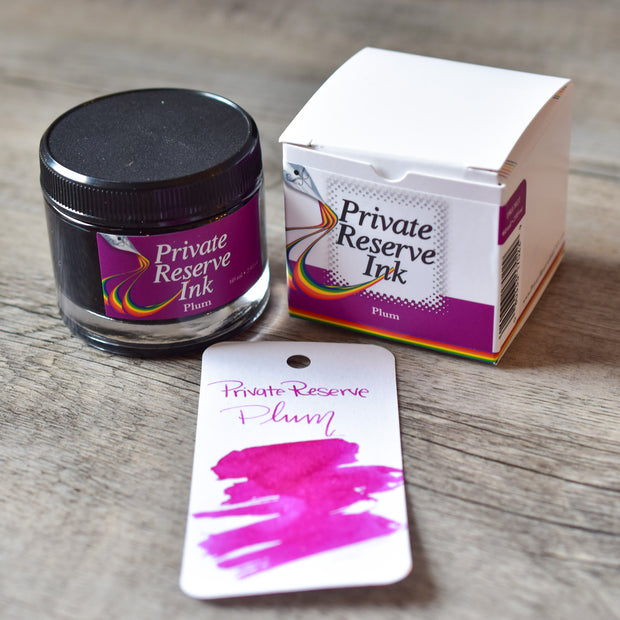 Private Reserve Plum Ink Bottle