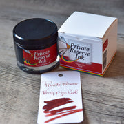 Private Reserve Vampire Red Ink Bottle