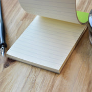 Rhodia No. 12 Premium Small Anise Lined Notepad