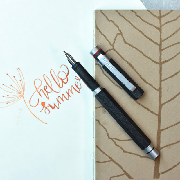 Rotring 600 Newton Lava Fountain Pen
