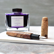 Ryan Krusac Legend L-16 Amboina Burl Fountain Pen