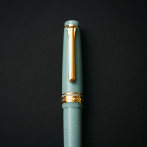 Sailor Professional Gear Slim Dragon Palace Fountain Pen