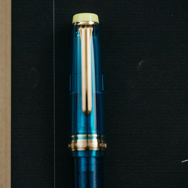 Sailor Professional Gear Kure Azur Fountain Pen