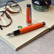 Sailor Professional Gear Orange Fountain Pen