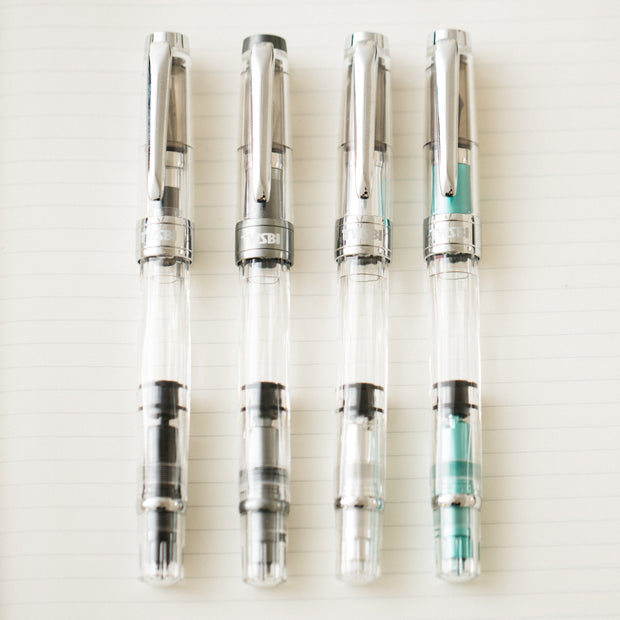 TWSBI Diamond 580 Fountain Pen