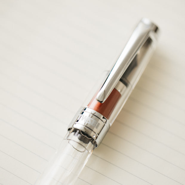 TWSBI 580AL Rose Special Edition Fountain Pen