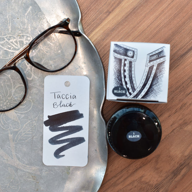 Taccia Jeans Collection #1 Black Ink Bottle