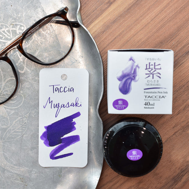 Taccia Murasaki Purple Ink Bottle