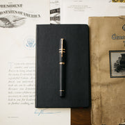 Visconti Homo Sapiens Bronze Age Lava Oversize Fountain Pen