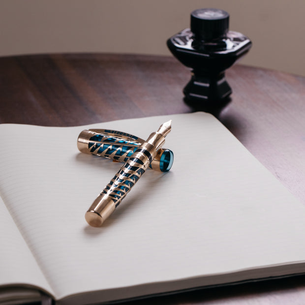 Visconti Watermark Supernova Fountain Pen